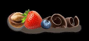 čokoláda jako dárek