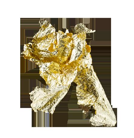 23 karátové zlato
