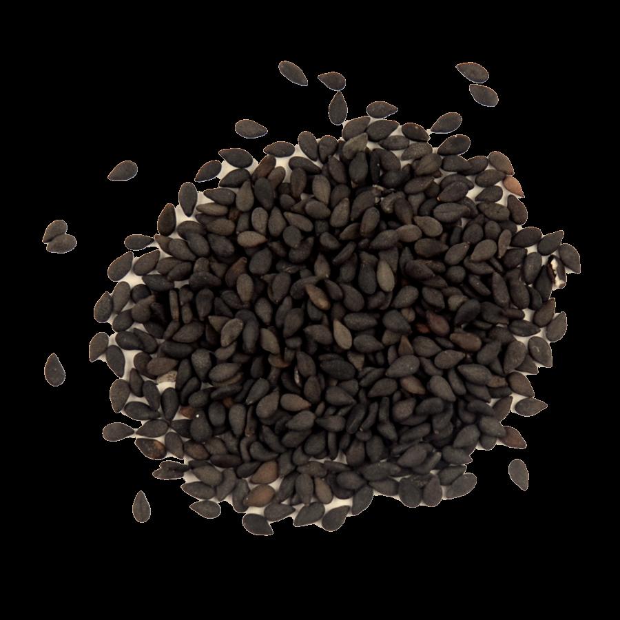 Semínka černého sezamu