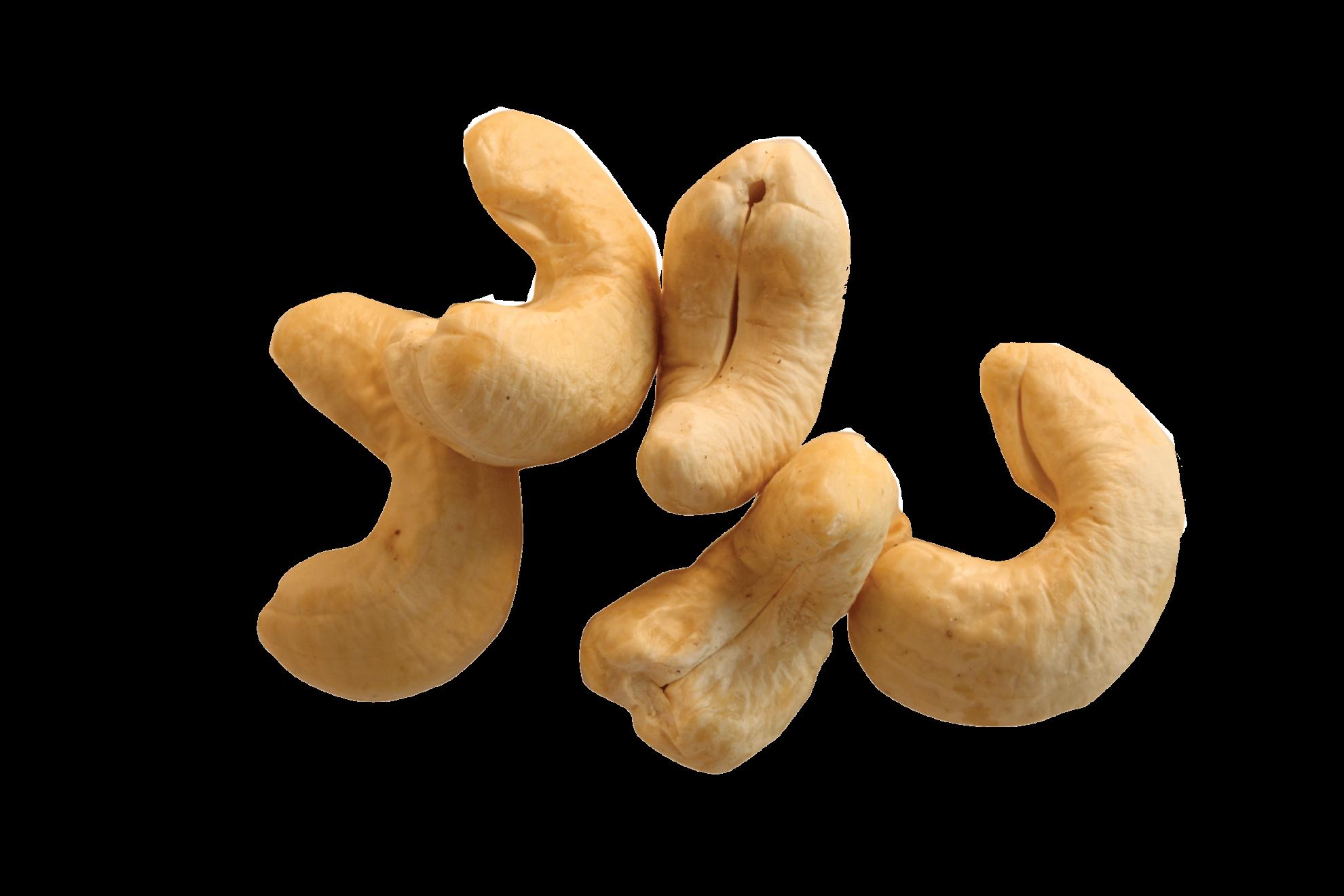 Kešu ořechy